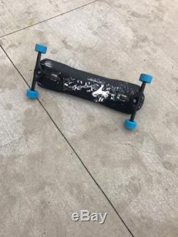 Night Wolf Maple Complete Freebord Snowboard Skateboard Durable DaBlue Wheel