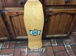 Nos 1987 Santa cruz Original Christian Hosoi Vintage deck