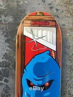 Nos Birdhouse Skateboard Andrew Reynolds Executioner (Kirchart Berra Era) Rare
