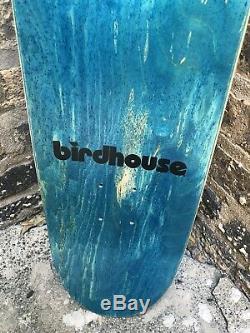 Nos Hook-Ups Skateboard Deck 2000s Rare Birdhouse Klein Original Sean Cliver