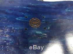 Nos Very Rare Element 2001 Bam Margera HIM I Signed Skateboard Deck