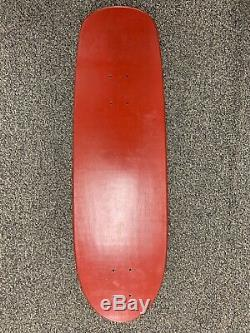 Nos Vintage Santa Cruz Skateboard Deck Jammer Model