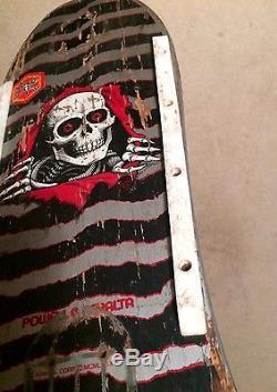 OG 1988 Powell Peralta Ripper Skateboard $1 Starting Bid