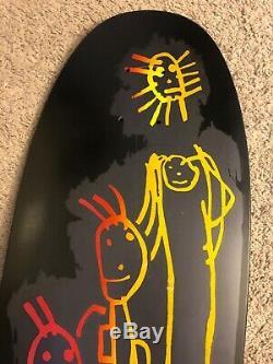 OG Original 1989 Powell Peralta Lance Mountain Family Skateboard Deck New
