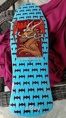 OG Steve Caballero XT Skateboard Deck Powell Peralta'87