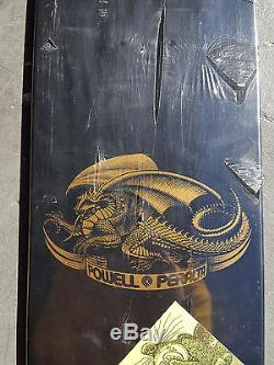 OG Vintage 80's Powell Peralta Per Welinder Freestyle skateboard deck NOS