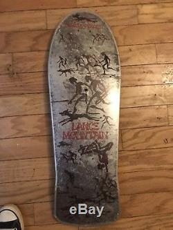 OG lance mountain future primitive powell peralta skateboard Deck rare