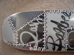 Only 150 made-Rare NOS Element Ray Barbee Patch skateboard deck withCliver graphic