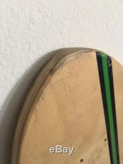 Original Ed Economy 57 Bank Rider Longboard Skateboard Deck