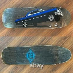 Original NOS 90s Julien Stranger SMA Impala Skateboard Vintage