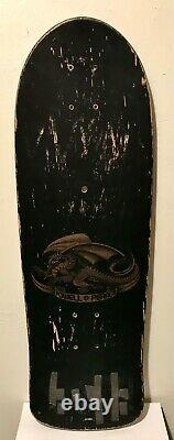Original OG Vintage Powell Peralta Tommy Guerrero 1986 Dagger Skateboard Clock