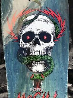 POWELL PERALTA MIKE MCGILL Mini 7ply VINTAGE 1989 Skateboard Deck In SHRINK OG