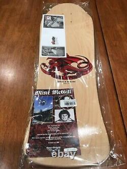 POWELL PERALTA McGill Bones Brigade Series 11 skateboard deck Limited 1 of 2000
