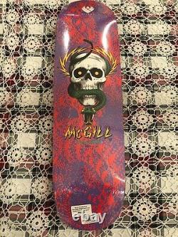POWELL PERALTA McGill Skull and Snake FLIGHT pink Skateboard Deck NEW SOLD OUT