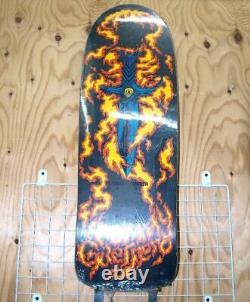 POWELL PERALTA TOMMY GUERRERO Vintage 80s Original Rare Skateboard Deck