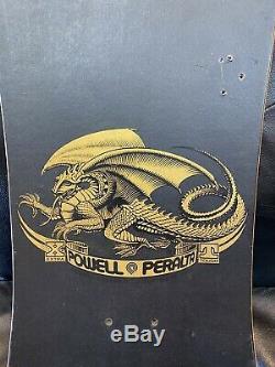 POWELL PERALTA Vintage 80s SkateBoard Deck BUG ORIGINAL BONEITE BONITE