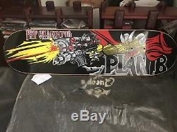 Plan B PAT CHANNITA NOS 1998- VINTAGE- NO blind, Zorlac, Natas, Powell, hosoi