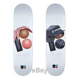 Plan B Skateboard Deck Bulk Lot 5 Pack of Decks Famous Poets and Bling Pack