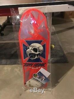 Powell Peralta 2015 Series 6 Bones Brigade Tony Hawk Reissue Skateboard Deck