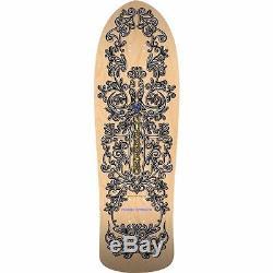 Powell Peralta BONES BRIGADE Tommy Guerrero IRON GATE Skateboard Deck NATURAL