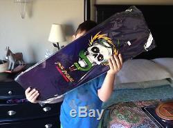 Powell-Peralta Bones Brigade Mike Mcgill Purple Re-Issue Snake Deck