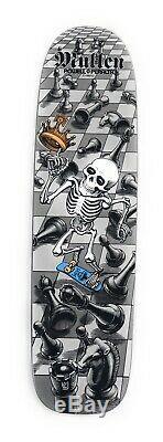 Powell Peralta Bones Brigade Rodney Mullen 12th Series Reissue Silver Deck