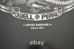 Powell Peralta Bones Brigade Rodney Mullen Series 4 Black Reissue