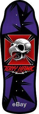 Powell Peralta Bones Brigade Tony Hawk Re-Issue Skull Deck Black Supreme Limited