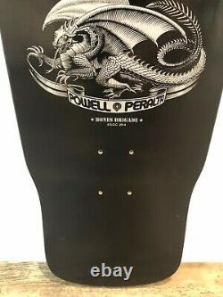 Powell Peralta Caballero MATTE BLACK STINGER Skateboard Deck New Hawk McGill