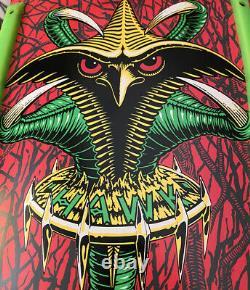 Powell Peralta Hawk Claw reissue (series8) custom complete skateboard