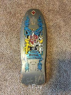 Powell Peralta Lance Mountain Crest Vintage Skateboard Deck