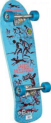 Powell Peralta Lance Mountain Primitive Pink Bones Brigade Complete Skateboard