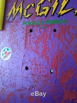 Powell Peralta Mike McGill Bones Brigade VTG 1980's Deck