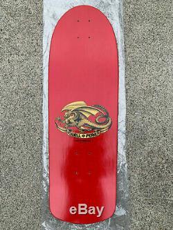 Powell Peralta Mike McGill Series 1 Bones Brigade Skateboard Deck Reissue Rare