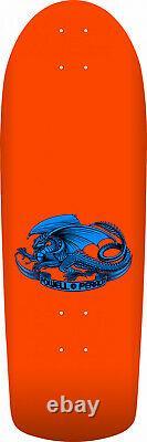 Powell Peralta Mike McGill Skateboard Deck Reissue Skull and Snake Orange