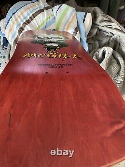 Powell Peralta Mike McGill skateboard deck NOS OG