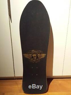 Powell Peralta Mike Mcgill Skull and Snake NOS Vintage OG XT Skateboard Deck