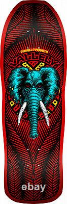 Powell Peralta Mike Vallely ELEPHANT Reissue Skateboard Deck Red
