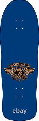 Powell Peralta Mike Vallely Elephant Skateboard Reissue Deck 9.85 Navy Blue