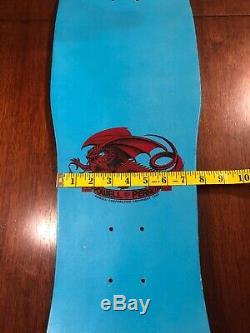 Powell Peralta NOS Mini STEVE CABALLERO Skateboard BLACK BATS 1987 VTG Rare