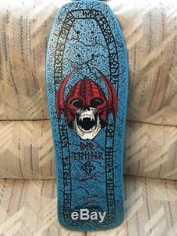 Powell-Peralta Per Welinder Skateboard Deck 80s Vintage OG