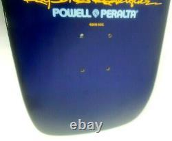 Powell Peralta Ray Bones Rodriguez 2015 Reissue Skateboard Deck Skull Blade