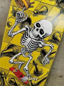 Powell Peralta Rodney Mullen Bones Brigade 2013 Skateboard deck