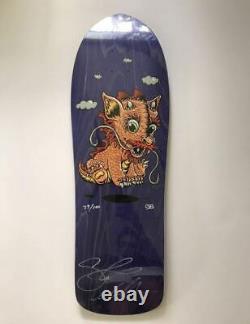 Powell Peralta STEVE CABALLERO Skateboard Deck Signed Only 100 Rare