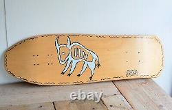 Powell Peralta Skateboard unused POWELL STIVE SAIZ Vintage Deck 80s From JP