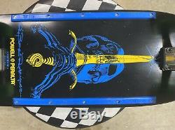 Powell Peralta Skateboards Ray Bones Rodriguez Complete With Nosebone