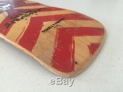 Powell Peralta Steadham Vintage Skateboard Deck 80's