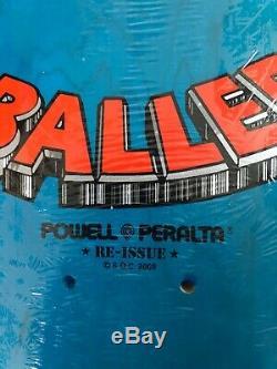 Powell Peralta Steve Caballero Mechanical Dragon Reissue skateboard deck 2008