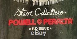 Powell Peralta Steve Caballero Reissue Stinger Skateboard Deck New Wrapped RARE