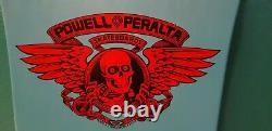 Powell Peralta Steve Caballero Skateboard Deck 2nd NOS Vintage 1987 BonesBrigade